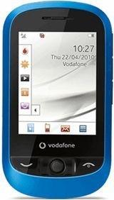NEW UNLOCKED CYAN VODAFONE 543   900/1800 MHZ GSM TOUCHSCREEN CELLULAR PHONE