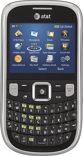 At&t  Z431 3G GSM CELLULAR PHONE