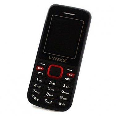 UNLOCKED LYNXX X2S QUAD BAND GSM CELLULAR PHONE