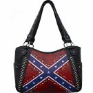 Rebel Flag Shoulder Bag