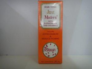 JUST MODERN Anti-Dandruff/ Anti-Itching Hair Tonic 90ml