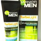 GARNIER MEN TURBO LIGHT OIL CONTROL MOISTURISER 20 ml