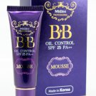 Mistine BB Oil Control MOUSSE Cream SPF25 Foundation