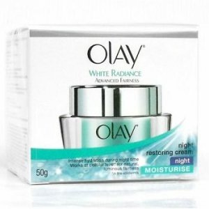 Olay White Radiance Advanced Fairness CelLucent Night Restoring Cream 50g