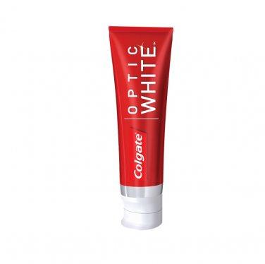 Colgate Optic White Toothpaste, Sparkling Mint 100g