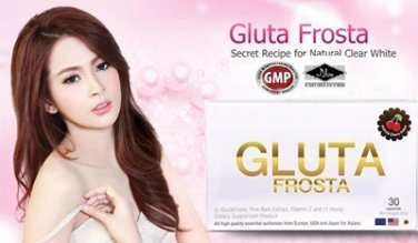 Gluta Frosta Glutathione Skin Whitening