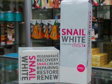 Snail White Cream and Snail White Syn-Ake Mist Set
