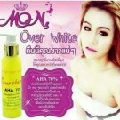 OVER WHITE WHITENING LIGHTENING SERUM AHA 70