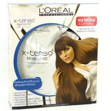 Loreal X-tenso Hair Straightener for Sensitized hair Small Size