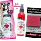 Vampire Whitening Lotion Serum And Soap best Whitening Set