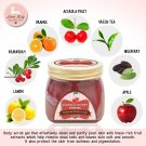 Acerola Cherry Scrub Gel Reduce Dark Circles and Blemishes 200g
