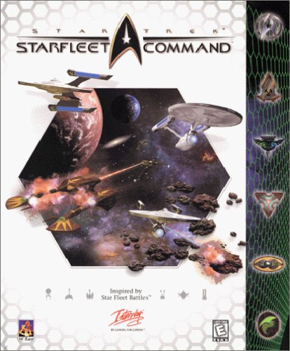 Star Trek: Starfleet Command [PC Game]