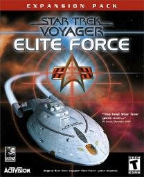 Star Trek: Voyager Elite Force - Expansion Pack [PC Game]