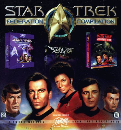 Star Trek: Federation Compilation [PC Game]