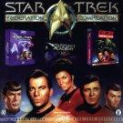 Star Trek: Federation Compilation [PC Game]