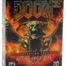 DOOM 3: Resurrection of Evil Expansion Pack [PC Game]