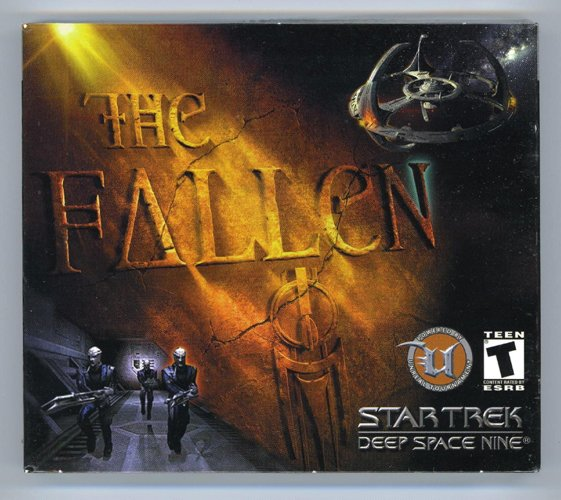 Star Trek: Deep Space Nine - The Fallen [PC Game]