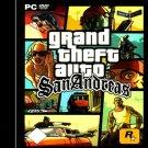 "Grand Theft Auto: San Andreas [""AO"" Version] [PC Game]"