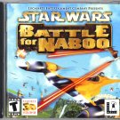 Star Wars: Episode 1: Battle for Naboo [LucasArts Archive Series] [PC Game]
