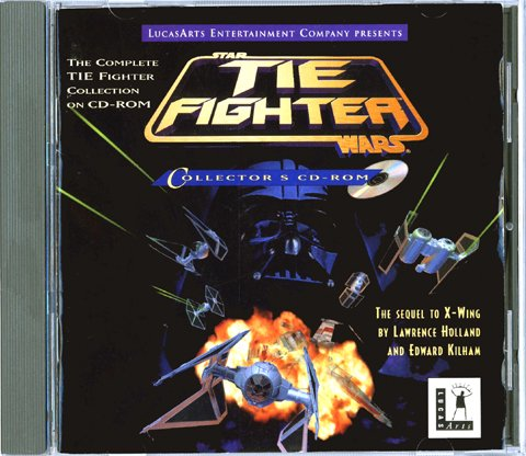 Star Wars: TIE Fighter Collector's CD-ROM [PC Game]