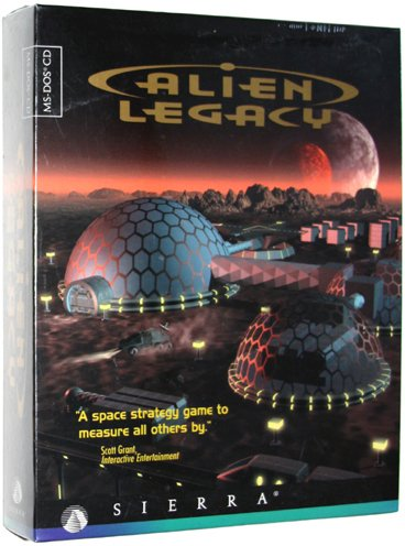 Alien Legacy [PC Game]