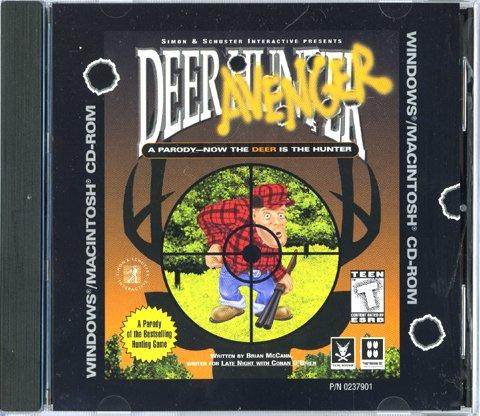 Deer Avenger [PC/Mac Game]