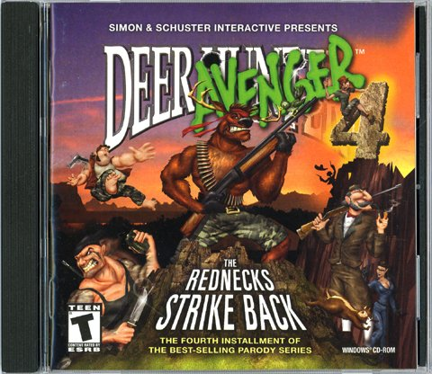 Deer Avenger 4: The Rednecks Strike Back [PC Game]