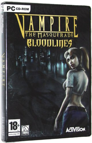 Vampire: The Masquerade - Bloodlines [PC Game]