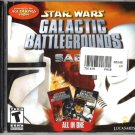 Star Wars: Galactic Battlegrounds Saga [PC Game]