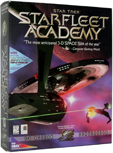 Star Trek: Starfleet Academy [PC Game]