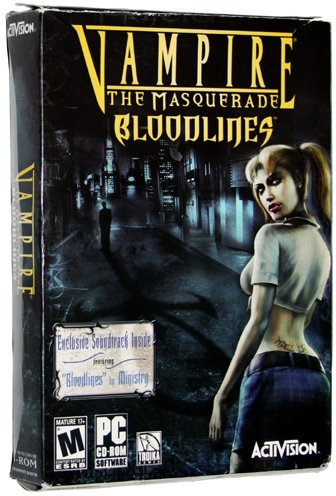 Vampire: The Masquerade - Bloodlines [Best Buy] [PC Game]