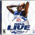 NBA Live 2001 [PC Game]