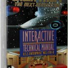 Star Trek: The Next Generation - Interactive Technical Manual [Mac Game]