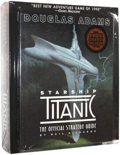 Douglas Adams's Starship Titanic [PC Game]