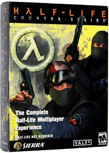 Half-Life: Counter-Strike [PC Game]