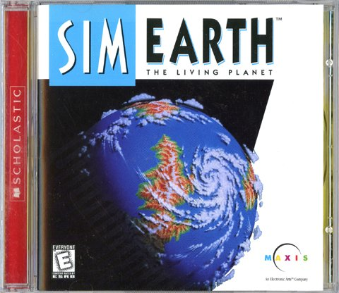 SimEarth: The Living Planet [PC Game]