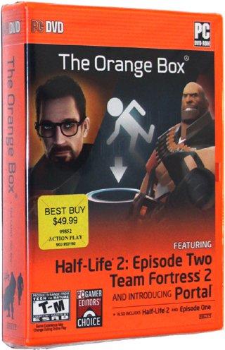 The Orange Box [Half-Life 2] [PC Game]