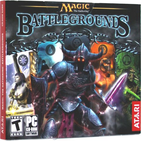 Magic: The Gathering - Battlegrounds [PC Game]