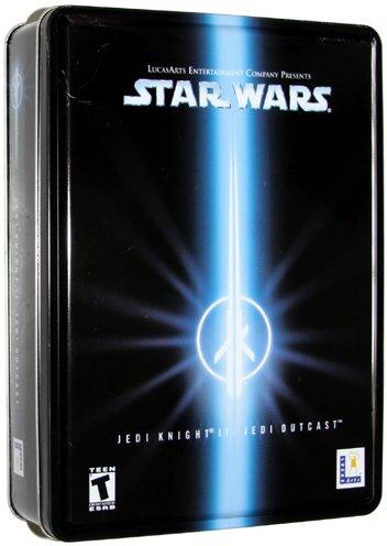Star Wars: Jedi Knight II: Jedi Outcast Collector's Edition [PC Game]