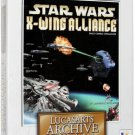 Star Wars: X-Wing Alliance - LucasArts Archive Series [PC Game]