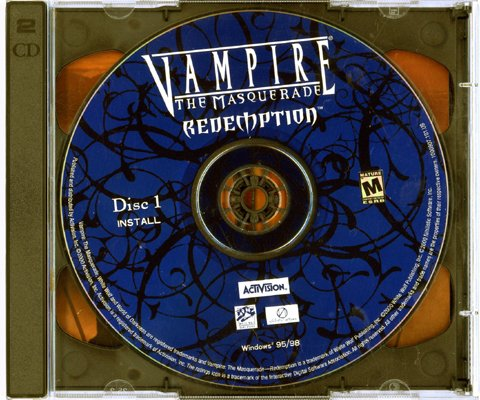 Vampire: The Masquerade - Redemption [PC Game]