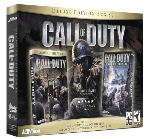 Call of Duty Limited Edition Box Set [Best Buy Exclusive] [PC Game]