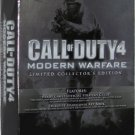 Call of Duty 4: Modern Warfare - Limited Collector's Edition [PC Game]