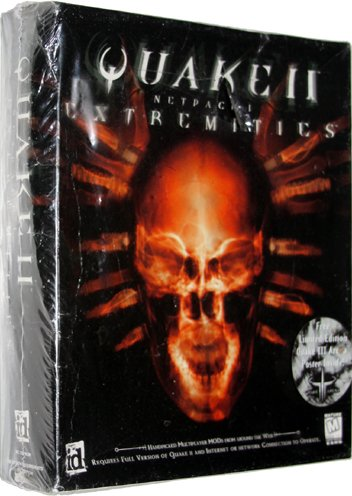 Quake II: Netpack 1: Extremities [PC Game]
