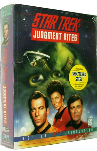 Star Trek: Judgement Rites [PC Game]
