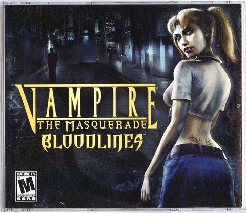 Vampire: The Masquerade - Bloodlines [Jewel Case] [PC Game]