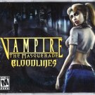 Vampire: The Masquerade - Bloodlines [Jewel Case] [PC Game]