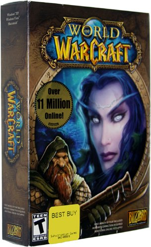 World of WarCraft [Hybrid PC/Mac Game]