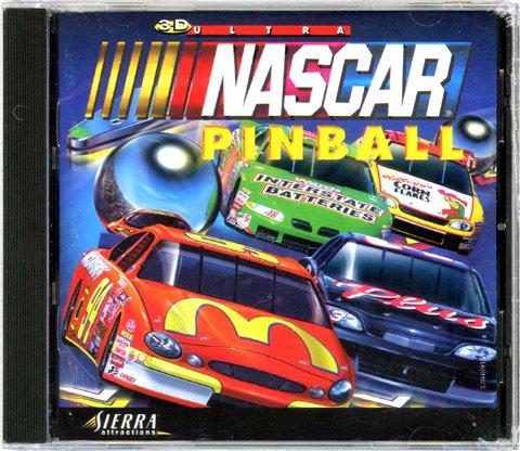 3-D Ultra NASCAR Pinball [PC Game]