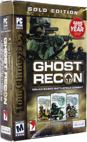 Tom Clancy's Ghost Recon: Gold Edition [PC Game]